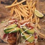 Delicious tacos!