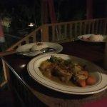 Chicken curry by Mr. Ketut