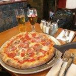 Tony Roni medium pizza