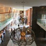Overlooking Reception/Hotel Foyer from 1st floor