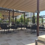 Ground Floor Outdoor courtyard for dining/drinks/relax!
