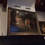 A painting in Rembrandt's bedroom