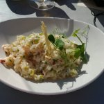 Lobster & Orange Risotto
