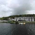 Retuning to Ambleside Pier