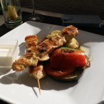 The best grilled chicked at the Lavanda Grill