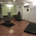 Fitness 7. Etage und Sauna