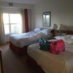 Two bedroom suite on 4th floor