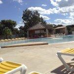 Espace piscine chauffée