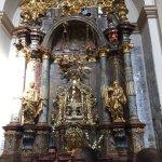 Foto di Gesù bambino di Praga chiesa di S. Maria della Vittoria