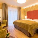 Komfort-Doppelzimmer im Rosenhaus