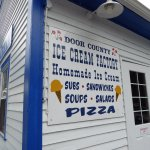 Ice Cream Shop Exterior 1