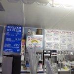 Ice Cream Shop Interior 1