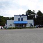 Ice Cream Shop Exterior Facade-2