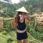 Tegalalang Rice Terrace Foto
