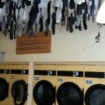 """Waschsalon """" zur verlorenen Socke """""""