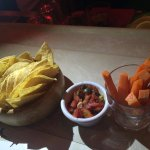 Nachos and carrots