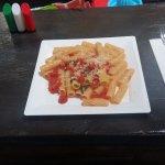 Our pasta!