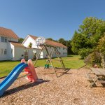 Ilex Lodge Childrens play area