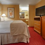 If your looking for a little extra space to stretch out and relax, book one of our King rooms.