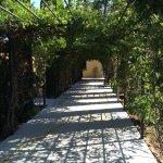 enterance walkway