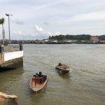 Kampong Ayer - Venice of East Foto