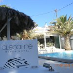 Photo de Alesahne Beach Hotel