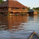 Photo de Kurupira Floating Cabin Amazonas