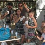 Unser Picknick mit João