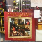 Dutch stall selling pancakes