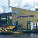 Speedy's Airboat Tours Foto
