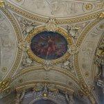 Un des Splendides Plafonds du Louvre