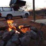Waterberg Plateau Campsite Foto