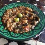 Zaalouk (caviar d'aubergines)