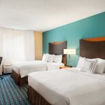 Two Queen Room | Fairfield Inn Grand Forks, ND