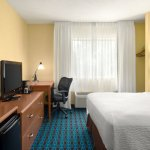 Queen Room | Fairfield Inn Grand Forks, ND