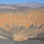 Ubehebe Crater Photo