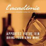 Restaurant apportez votre vin, situé dans le Centropolis Laval