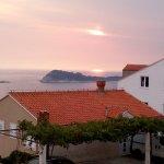 Sunset over Adriatic