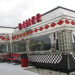 Classic diner