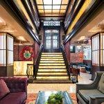 Walker Hotel Greenwich Village Lobby