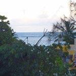 Sea view from room 14 balcony