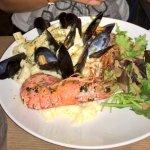 Le Risotto aux fruits de mer