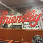 Food and menu at Friendly's