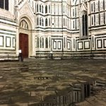 The Duomo by night