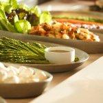 Salad Area