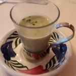 Asparagus Soup Starter
