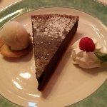 Chocolate Pie Dessert