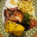 Mixed grill!