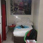 Ma première chambre couloir.
