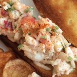 The Famous Exquisite Lobster Sandwich